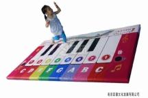 电子地钢琴